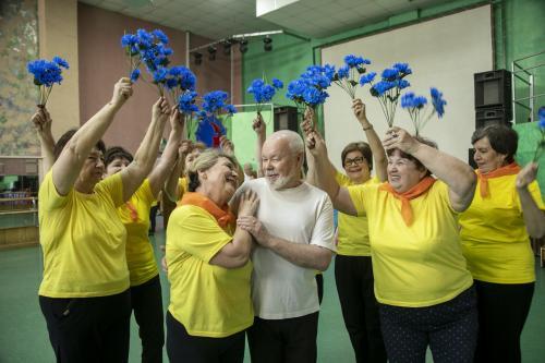 «Мы в танцах!». Воронежские пенсионеры рассказали о секрете счастливой жизни